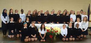 The New Junior Ladies at AHN